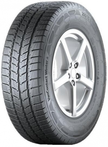 165/70/R14 C CONTINENTAL VanContact Winter 89/87R C