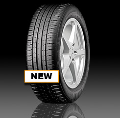 165/70/R14 CONTINENTAL ContiPremiumContact 5 81T