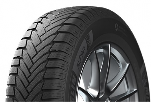 195/60/R15 MICHELIN Alpin 6 88 H